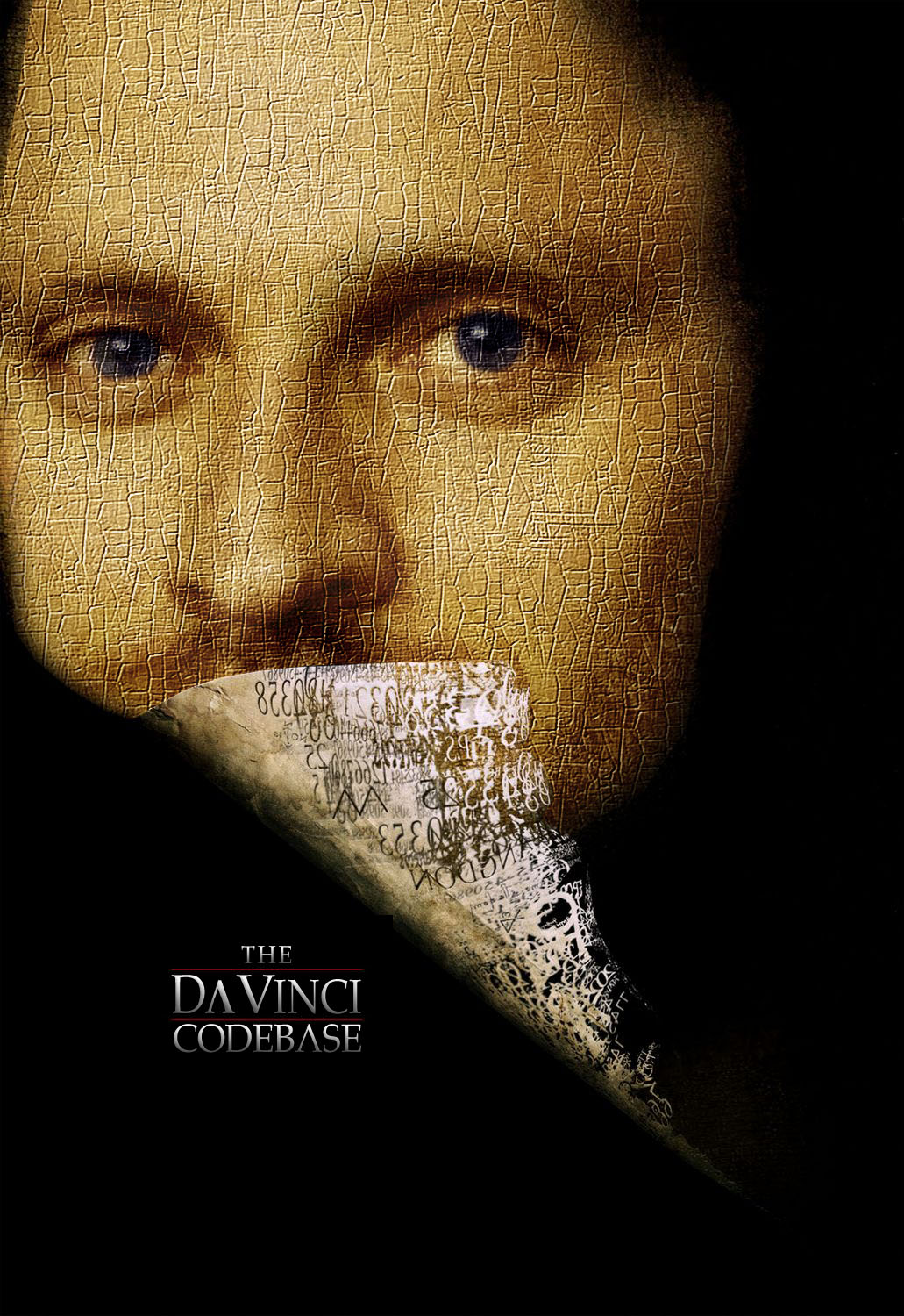 [The Da Vinci Codebase poster]
